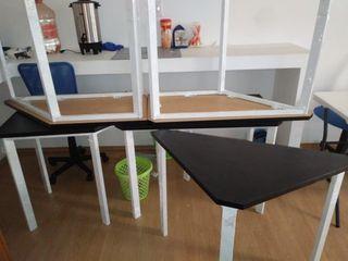 SENZA SPAZIO STUDIO Офисные помещения и магазины Металл Белый