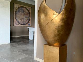 Arte Pietra MaisonAccessoires & décoration Marbre Ambre/Or