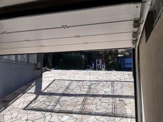 Cattani Portões ガレージドア 鉄/鋼 白色