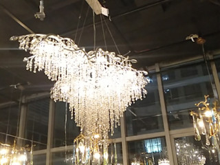 Công ty CP Fashion Lighting Global Балкони, веранди & тераси Освітлення Метал Янтарний / Золотий