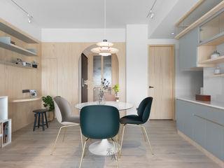 禾光室內裝修設計 ─ Her Guang Design Minimalist dining room