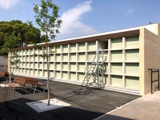 Ampliación Cementerio Municipal de Ibi Ai ESTUDIO Casas de estilo clásico