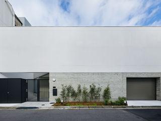 向山建築設計事務所 Modern houses