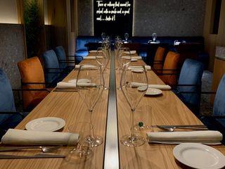 Cieddì Ristorante Studio Vesce Architettura Gastronomia in stile moderno