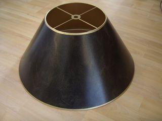 Lampenschirm Handlack/Strichlack – Konfigurator Atelier Winter & Partner WohnzimmerBeleuchtung Kunststoff Mehrfarbig