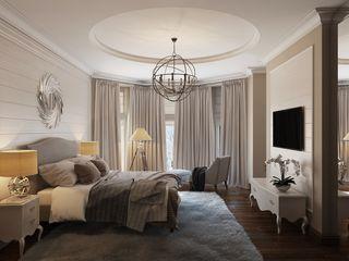 Design Studio Details Camera da letto in stile classico