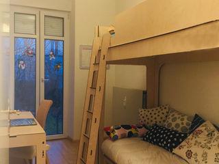 Studio di Architettura, Interni e Design Feng Shui Nursery/kid's room