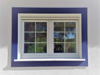 FENSTENERGY, LDA. Металопластикові вікна Білий