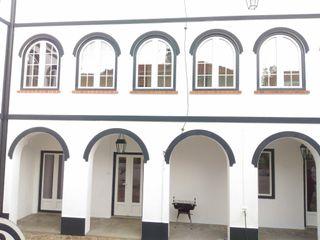 FENSTENERGY, LDA. Металопластикові вікна Сірий