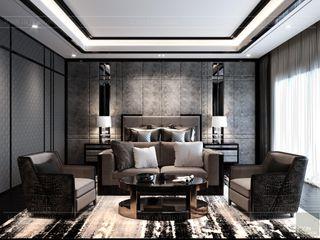 ICON INTERIOR Habitaciones modernas