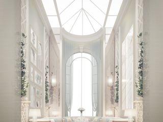 Stylish Conservatory Interior Design Ideas IONS DESIGN Minimalist style conservatory Aluminium/Zinc White