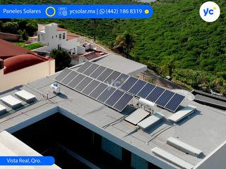 Yellow Circle Paneles Solares Casas ecológicas