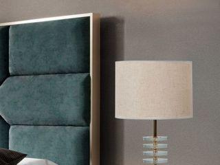 Intense mobiliário e interiores Camera da lettoIlluminazione