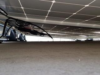 e21 : expertos solares Roof terrace Concrete