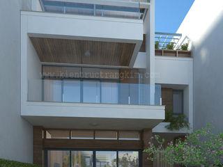 Kiến trúc Trang Kim Villas