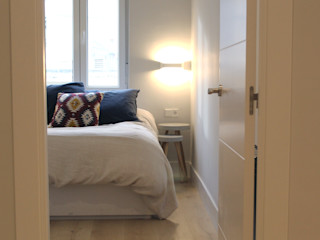 CASA AG Hiruki studio Dormitorios de estilo clásico