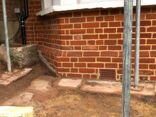 Brick Pointing Restoration S.J. Pointer