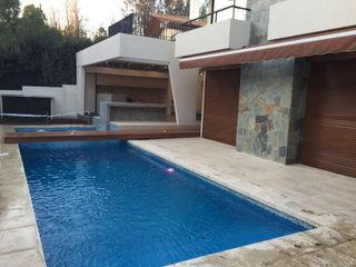 m2 estudio arquitectos - Santiago Piscinas de jardín