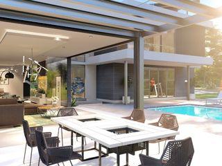 Architexture Lab 現代房屋設計點子、靈感 & 圖片
