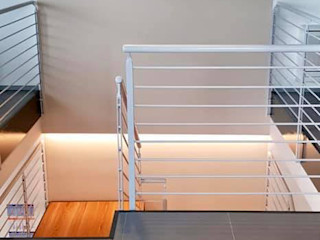 studiolineacurvarchitetti Floors Ceramic Grey