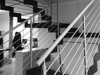 studiolineacurvarchitetti Stairs Iron/Steel Grey
