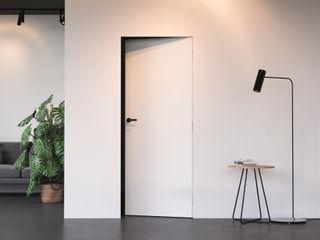 InPortas Modern style doors White
