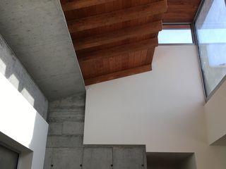 studiolineacurvarchitetti Stairs Concrete Beige
