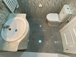 Deco Bosch Ванна кімната Керамічні Сірий
