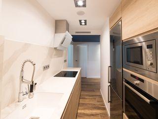 Bagés arquitectura&construcció Dapur Modern