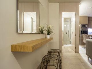 Antonio Calzado 'NEUTTRO' Diseño Interior Modern living room Ceramic Grey