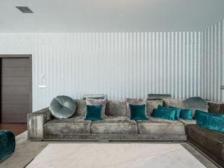 Antonio Calzado 'NEUTTRO' Diseño Interior Modern living room Grey
