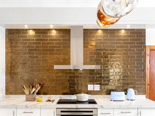 Deborah Garth Interior Design International (Pty)Ltd 現代廚房設計點子、靈感&圖片