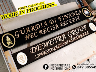 INCORNICIARE Gospodarstwo domoweAkcesoria i dekoracje Lite drewno Wielokolorowy