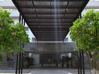 Oasis Pérgolas Rumah teras