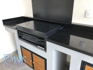 Oasis Pérgolas Balconies, verandas & terraces Furniture