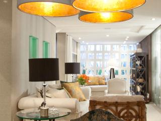 Bianka Mugnatto Design de Interiores Balcones y terrazas de estilo ecléctico Piedra Blanco