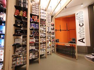 ibedi laboratorio di architettura Gastronomy Concrete Orange