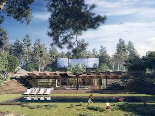 Casa Unifamiliar en La Moraleja GilBartolome Architects Villas