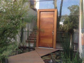 Ambiente Arquitectos Asociados, S.A de C.V. Jardins modernos