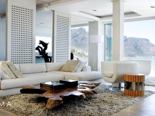 Jenny Mills Architects Salon moderne