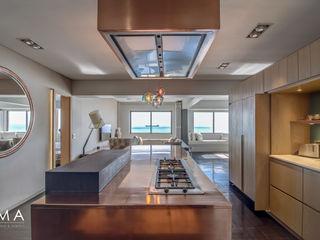 Jenny Mills Architects Cuisine intégrée
