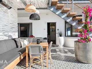 Jenny Mills Architects Hôtels modernes