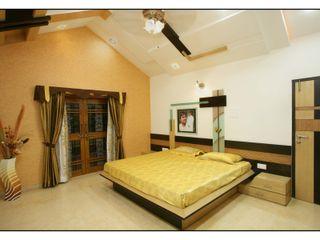 Spacemekk Designers p.LTD ห้องนอนขนาดเล็ก หินอ่อน Yellow