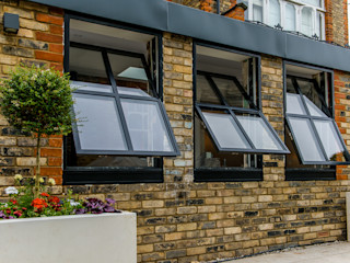 Residential Extension Urban Steel Designs Single family home