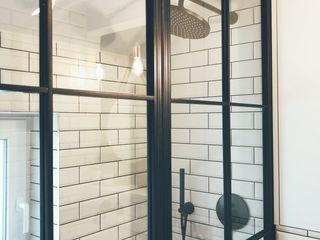 Shower Screen Urban Steel Designs BathroomFittings Metal