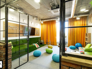 South London Office Urban Steel Designs Offices & stores