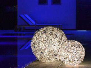 Skapetze Lichtmacher Garden Lighting Aluminium/Zinc White