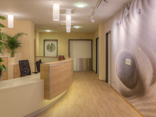 lieber feng shui Rumah Sakit Klasik Kayu Buatan Beige