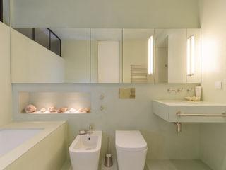 Fresh Mint Aura Vivante Moderne Badezimmer Grün