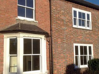 Replace Old Metal Casement Window With Venetian Sash Window Sash Window Specialist